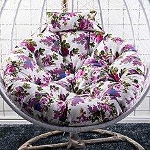 WYMBK Thicken Large Hanging Swing Seat Cushion