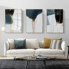 wymhzp Modern Living Room Home Decorative Painting