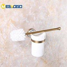 WYRKYP Toilet Brushes,Antique European Style