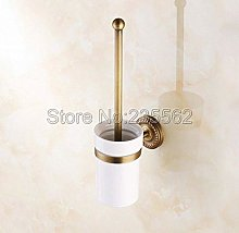 WYRKYP Toilet Brushes,Bathroom Accessories Antique