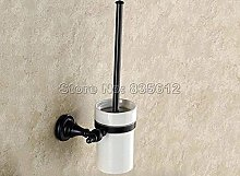 WYRKYP Toilet Brushes,Bathroom Toilet Brush Set