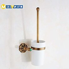 WYRKYP Toilet Brushes,European Style Bathroom