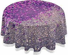 WYYWCY Round Dining Table Cloths Decorative