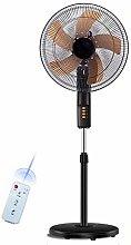 WZF CurDecor Adjustable floor fan Home fan,