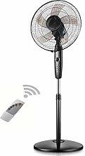 WZF CurDecor Oscillating pedestal Electric fan