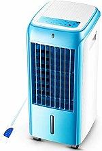WZF CurDecor Portable air conditioner fan Silent,