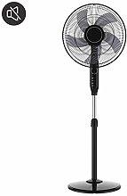 WZF CurDecor Silent timer oscillating fan,