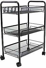 WZF Shower Storage Rack 3 Shelf Home Shelves
