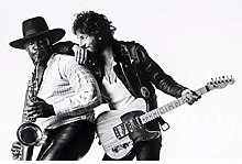 wzgsffs Born To Run-Bruce Springsteen Cover Poster