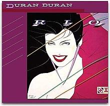 wzgsffs Duran (Rio) 2020 Album Cover Poster And