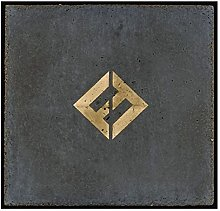 wzgsffs Foo Fighters'S Album Cover Concrete And