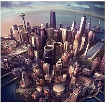 wzgsffs Foo Fighters'S Album Cover Sonic