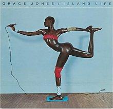 wzgsffs Grace Jones (Island Life) 2020 Album Cover