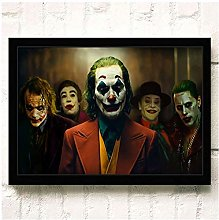 wzgsffs Joker Joaquin Phoenix Heath Ledger Movie
