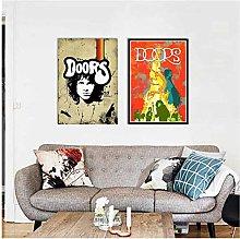 wzgsffs The Doors American Rock Jim Morrison Album