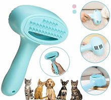 WZhen Usb Rechargeable Pet Hair Remover Shedding