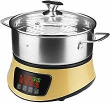 WZHZJ Food Steamer 2L Steam Vegetables, Cooking