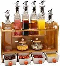 WZHZJ Kitchen Put Simple Condiment Soy Sauce