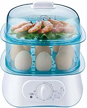 WZHZJ Stackable Baskets Healthy Food Steamer with