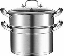 WZHZJ Stainless Steel Steamer,Steamer Basket