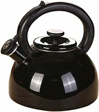 WZHZJ Whistling pot called pot jug enamel kettle