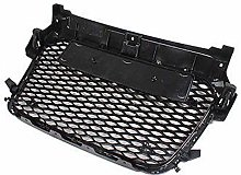 WZJFZPL A1 RS1 Style Black Honeycomb Mesh Front