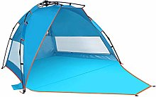 WZLJW Beach Tent,Compact Sun Shelter Automatic