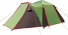 WZLJW Family Dome Tent,Outdoor 4-5 People