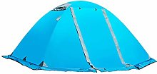 WZLJW Outdoor Tents Camping Double Layer