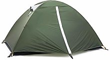 WZLJW Outdoor Tents,Double Layer Ultralight Dome
