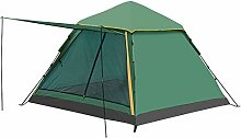 WZLJW Tents Outdoor 3-4 People Camping Thickened