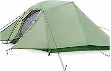 WZLJW Tents Outdoor 3-4 People Festival Tents