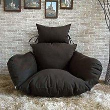 WZR Swing Chair Cushion,thick Nest Single Basket