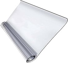 WZRIOP PVC transparent tablecloth,1mm Thick