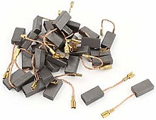 X-DREE 15 Pairs Power Tool Carbon Brushes 15mm x