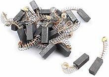 X-DREE 20Pcs 15mm x 6mm x 6mm Spring Type Electric