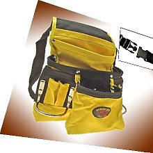 X-DREE Electrician's Waist Tool Bag Pouch with