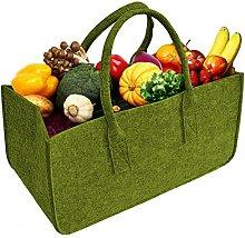 X-Labor Shopping Bag Felt Fabric Shopper Bag