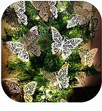 X-LSWAB 24 Pieces Christmas Tree Topper Classic