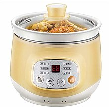 X-LSWAB Slow Cookers 1L 220V Electric Ceramic Slow