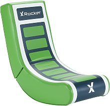 X Rocker Video Rocker Junior Gaming Chair - Green