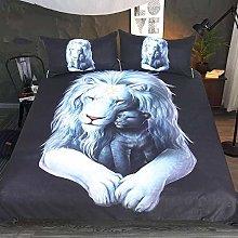 XADITON Bedding Set 3D Design Pattern King Size