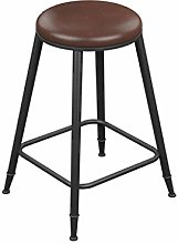 XAGB Home Bar High Stool Furniture Round Barstool