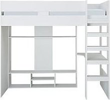 Xander High Sleeper Gaming Bed - Bed Frame With