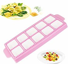 XAVSWRDE Ravioli Mould Square Ravioli Maker Tray