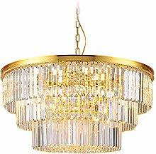 XAWV Crystal Chandelier Light,Modern Luxury