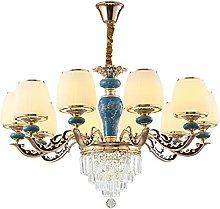 XAWV Modern Simple Chandelier Light,Living Room
