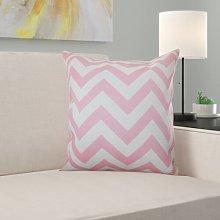 Xayabury Zigzag 100% Cotton Cushion Cover