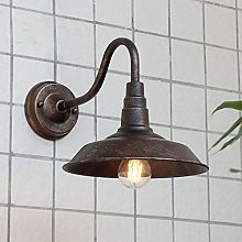 XBDMZ American Retro Wall lamp Industrial Style