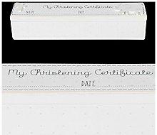 Xbite Ltd - Petit Cheri My Christening Certificate